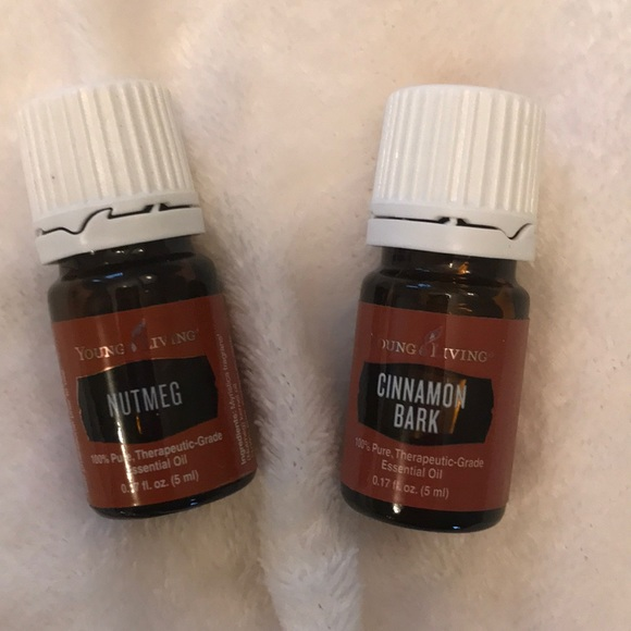 Nutmeg and Cinnamon Bark Essential Oil